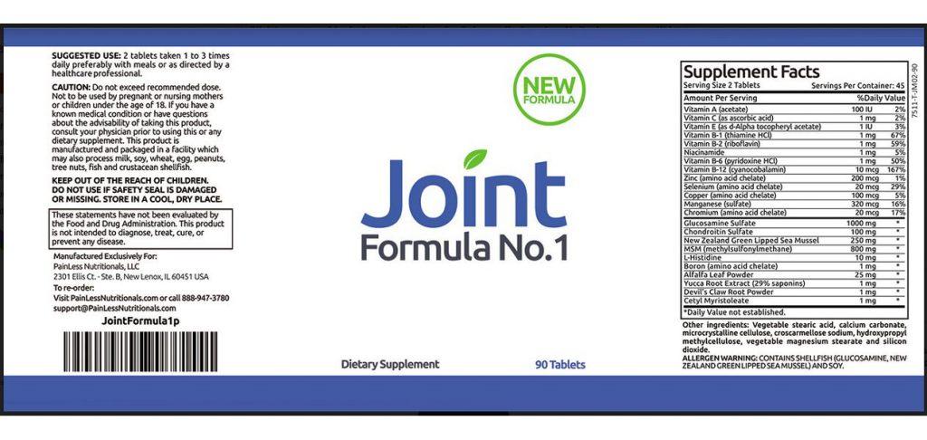 Joint Formula1