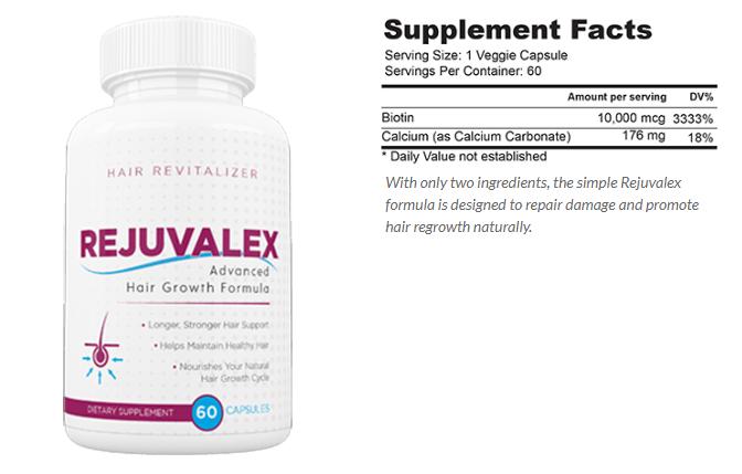 rejuvalex-ingredients