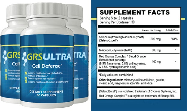 grsultra-cell-defense-ingredients