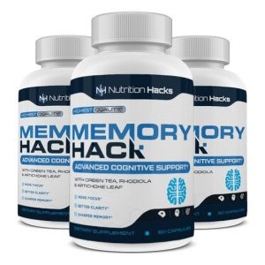 Nutrition Hacks Memory Hack