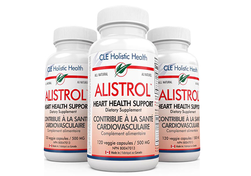 Alistrol natural heart protection