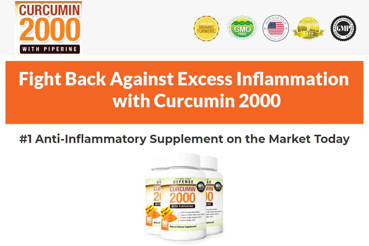 curcumine2000 best curcumin supplement