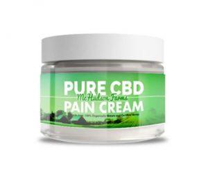 Mchudson Farm - Full Spectrum CBD Pain Relief Cream